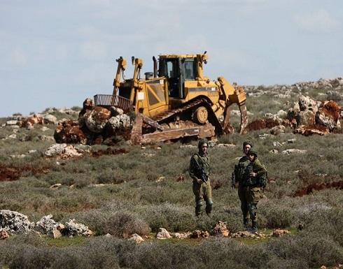 الاحتلال ينفذ 3 عمليات هدم واسعة بالضفة الغربية .. بالفيديو