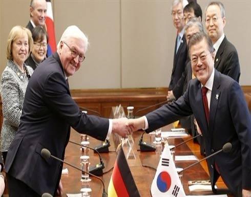 """الرئيس الألماني يشيد باختتام مفاوضات تشكيل الحكومة ويصفها بأنها """"خطوة مهمة"""""""