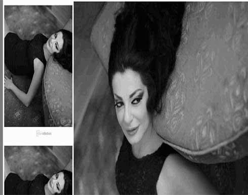"""ممثلة لبنانية تهاجم زميلة لها وتنعتها بـ""""بقرة الدراما"""".. شاهد"""