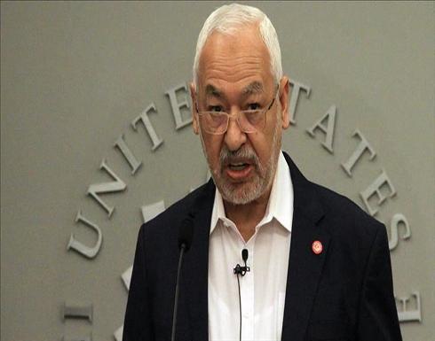 """الغنوشي: حكومة الوفاق """"الشرعية الوحيدة"""" في ليبيا"""