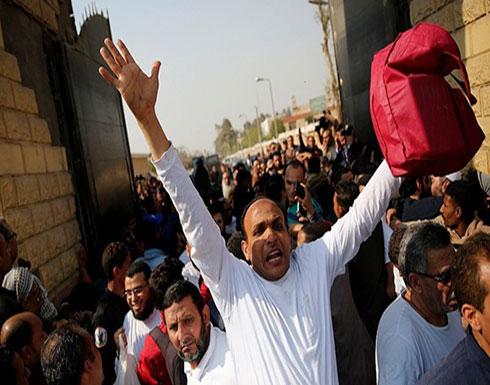 إخلاء سبيل مئات السجناء المصريين بمناسبة الأضحى والثورة