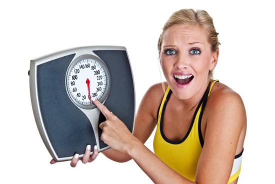 8 أخطاء يومية لن تفقدوا وزنكم حتى تتخلصوا منها !