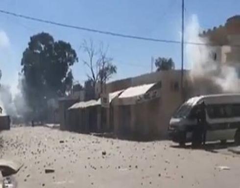 غضب واحتقان في تونس إثر مقتل رجل داخل كشك أزالته السلطات (فيديو)