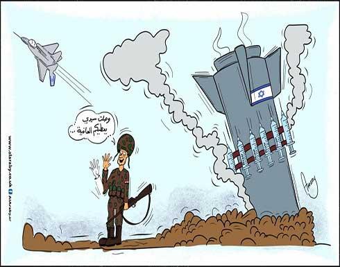 النظام السوري وإسرائيل