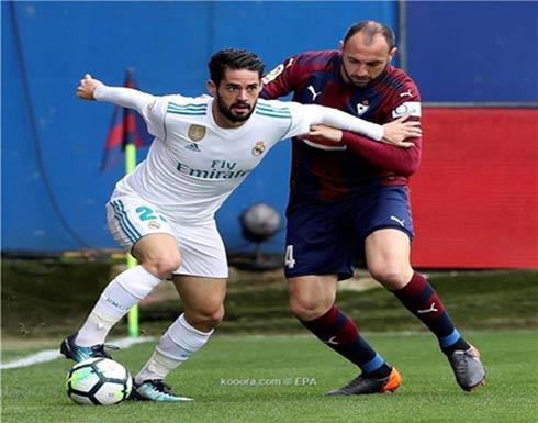 لغز إيسكو يثير التساؤلات في ريال مدريد