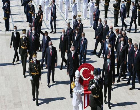 أردوغان: تركيا مصممة على بلوغ 2023 بقوة أكبر