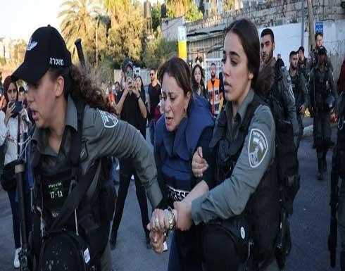 اطلاق سراح الزميلة جيفارا البديري وادانة واسعة لاعتقالها .. بالفيديو