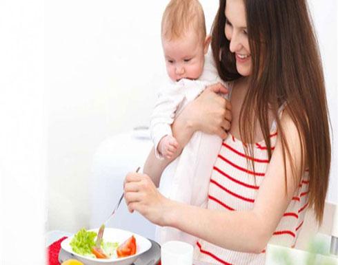 يجب تناولها فورًا... 4 أطعمة صحية للمرضعات منها الورقيات الخضراء