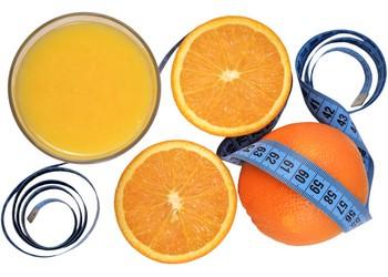 رجيم البرتقال، كيلو واحد في يومين!