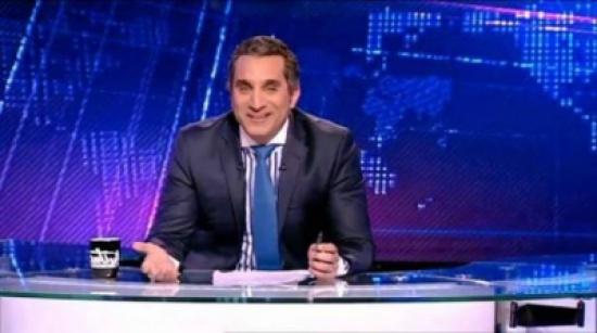 باسم يوسف يعلن عن مفاجأتين لجمهوره
