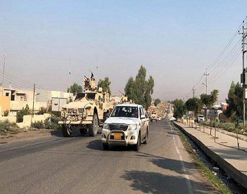 ميليشيات إيرانية تستقبل شحنة أسلحة بسراديب شرق سوريا
