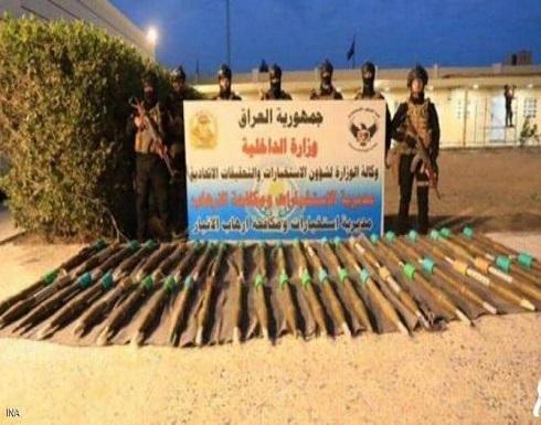 العراق.. اعتقال أحد مطلقي الصواريخ باتجاه السفارة الأميركية