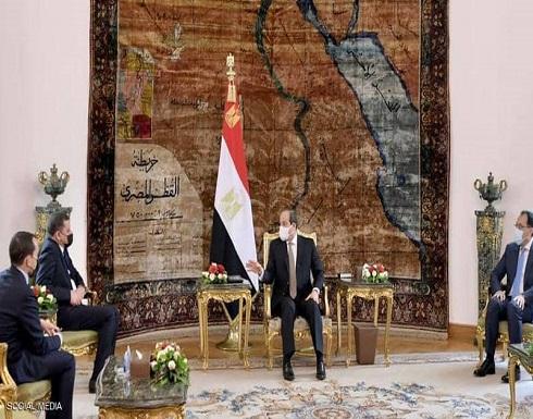 """السيسي يلتقي الدبيبة.. ومطلب ليبي بنقل """"التجربة المصرية"""""""