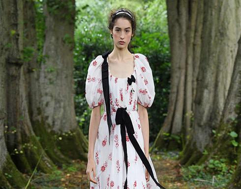 موضة الفساتين الريفية لصيف 2021