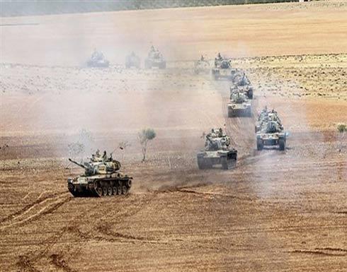 """الجيش التركي: تحييد 394 """"إرهابياً"""" في عملية عفرين"""