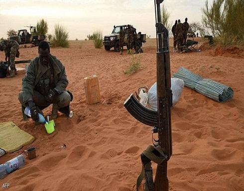 لافروف: مالي طلبت من شركة عسكرية روسية خاصة المساعدة