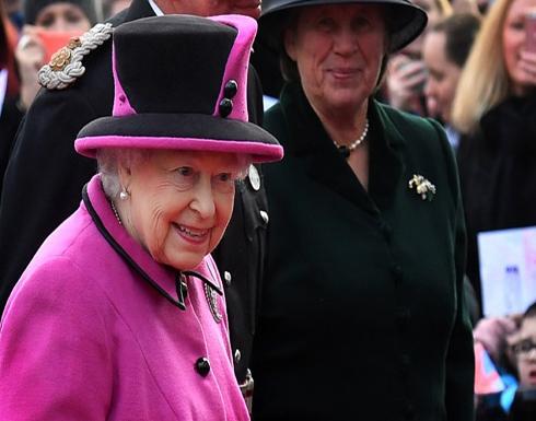 """ملكة بريطانيا توجه كلمة نادرة للشعب حول """"كورونا"""""""