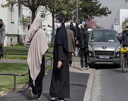عبارات معادية للإسلام على جدار معهد إسلامي في فرنسا