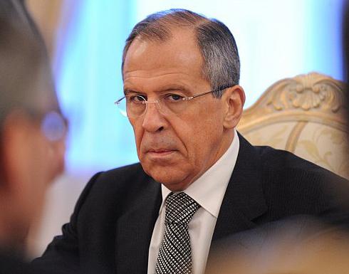 لافروف: أمريكا تبحث اقتراحاً روسياً لحل الأزمة السورية
