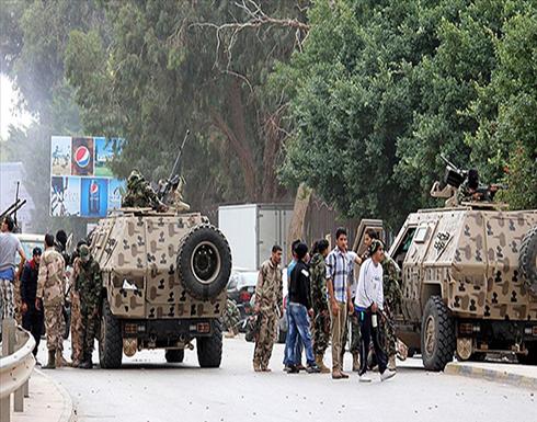"""الجيش الليبي يصد هجوما لمليشيا حفتر على """"سبها"""""""