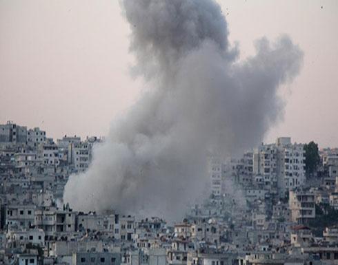 بالفيديو : مع تصعيد النظام شمالي سوريا.. تحذير أممي من كارثة إنسانية