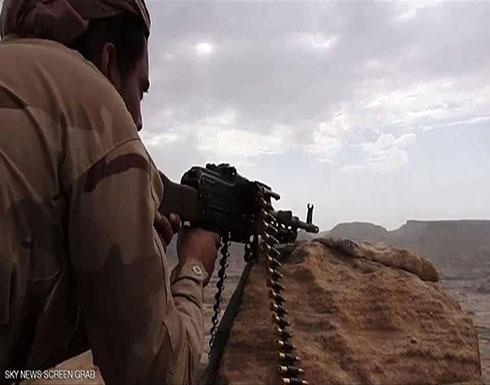 مقتل قيادي في ميليشيات الحوثي بغارة على حجة