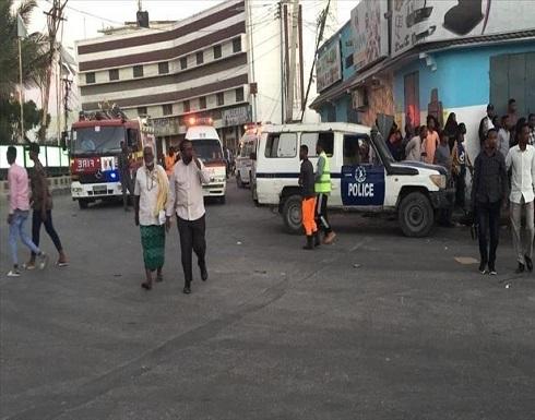 إصابة 3 أشخاص بينهم جنديان بتفجير انتحاري وسط مقديشو