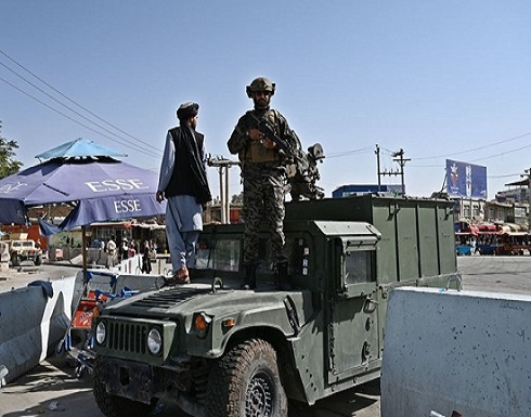 الشرطة الأفغانية تعود للانتشار في محيط مطار كابل