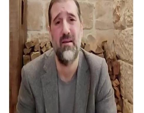 شاهد : رامي مخلوف يشتكي من ضرائب النظام ويوجه رسالة للأسد