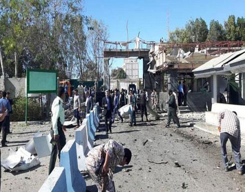 """تنظيم """"أنصار الفرقان"""" يتبنى الهجوم الانتحاري جنوبي إيران"""