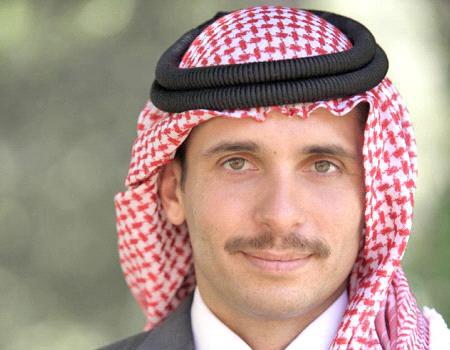 الأمير حمزة يكتب شعرا في ذكرى والده الحسين بن طلال ( إقرأ )