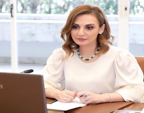 وزيرة الشباب والرياضة اللبنانية تعلن إصابتها بفيروس كورونا