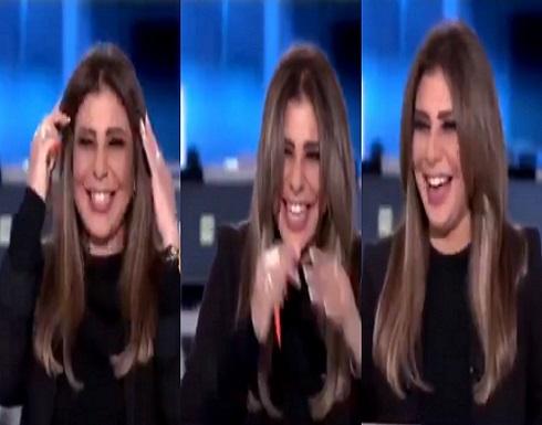 شاهد.. سارة دندراوي تنهار من الضحك على الهواء بسبب اجابة طبيب عن علاقة الصين والفيروسات!