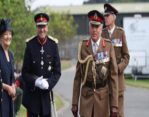 قائد الجيش البريطاني يحذر من حرب عالمية ثالثة
