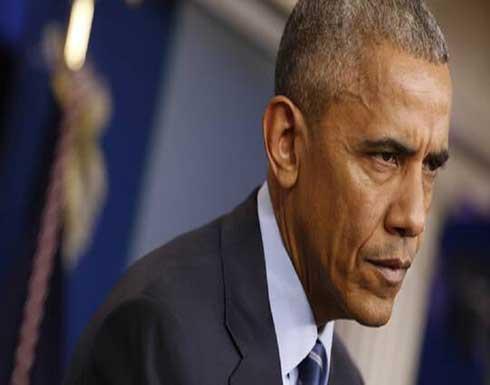 أوباما يعلق لأول مرة على أحداث أفغانستان
