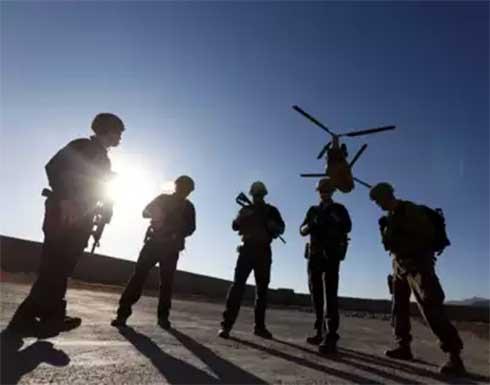 واشنطن : الجيش الأمريكي شن هجومين على مواقع لطالبان في أفغانستان
