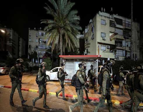 الحكومة الإسرائيلية تمدد حالة الطوارئ في مدينة اللد لمدة 48 ساعة