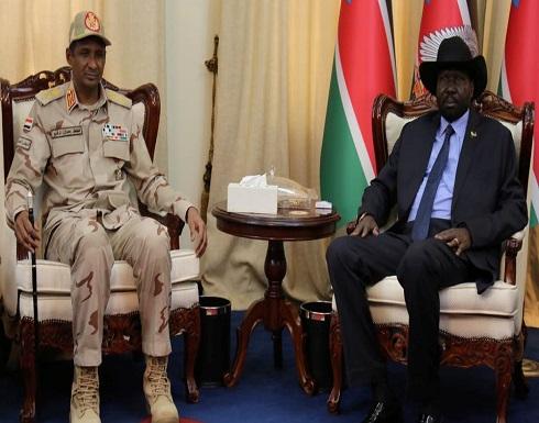 """""""السيادي"""" السوداني يلتقي الحركات المسلحة"""