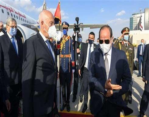 الرئيسان المصري والتونسي يبحثان عددا من القضايا