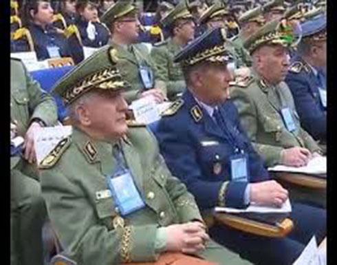 بالفيديو : قايد صالح: طموحات الجيش هي طموحات الجزائر وشعبها