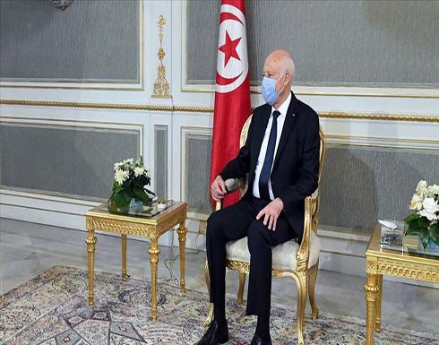 """الرئيس التونسي يبحث مع نظيره الفرنسي تداعيات حادث """"نيس"""""""