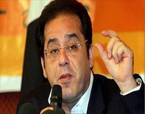 """مرشح سابق للرئاسة المصرية يكشف عن """"أخطر رسالة """" في حياته"""