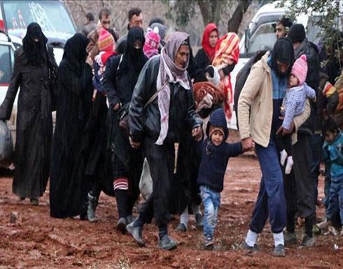 العراق.. نزوح 60 عائلة في كركوك جراء السيول