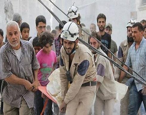 مقتل 8 مدنيين في قصف للنظام السوري على إدلب