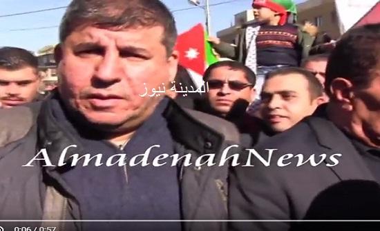النائب يحيى السعود : لن امنح الثقة لحكومة فيها وزير طالب باسقاط النظام