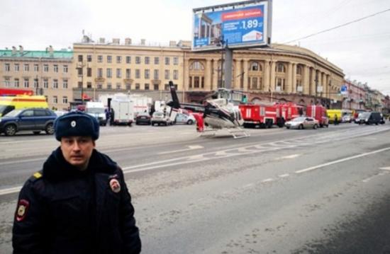 مسؤول روسي يكشف مفاجأة مثيرة عن تفجير بطرسبورغ