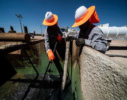مخزونات النفط الأمريكية تقفز أعلى من المتوقع.. كم بلغت؟