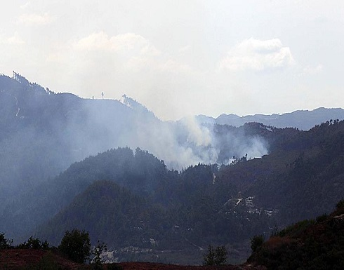 """النظام السوري يطلق عملية للسيطرة على """"جبل التركمان"""" بالكامل"""