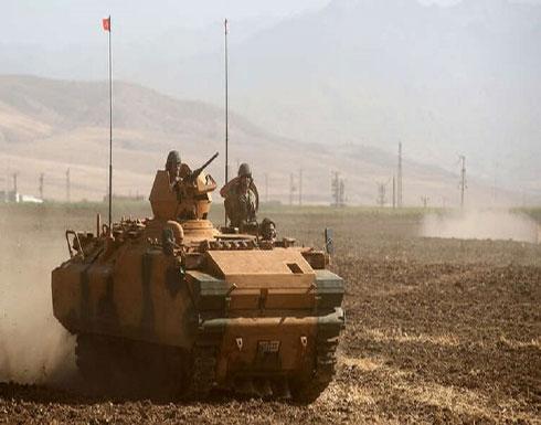 مقتل جنديين تركيين في غارة جوية بسوريا