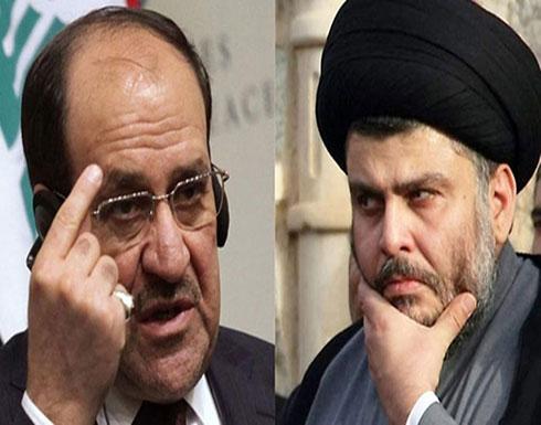 العراق.. المالكي يتحدى الصدر ويرفض تبديل فالح الفياض